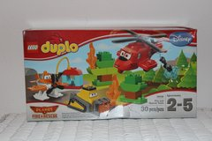 LEGO DUPLO Planes Fire and Rescue Team 10538 NEW NEVER OPENED HTF in Spangdahlem, Germany