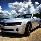 2012 Convertible Camaro RS in Fort Campbell, Kentucky