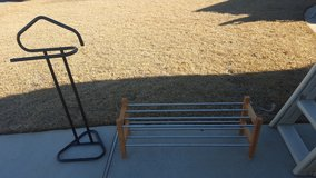 Clothing Rack and Shoe Rack in Fort Rucker, Alabama