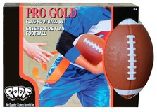 POOF Pro Gold Flag Football Set in Aurora, Illinois