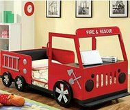 Firetruck twin size beds in Fort Bliss, Texas