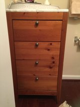 European 4 drawer storage cabinet in Fairfax, Virginia