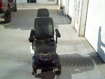 Electric Wheel Chair Pronto M61 Sure step, Invacare, with Van Lift for this chair, Like New in Columbus, Ohio