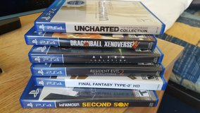 Trade for GTA5 or Fallout 4 PS4 in Los Angeles, California