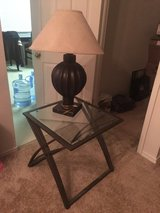 Side Table and Lamp in Fort Lewis, Washington