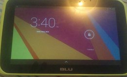 blu tablet in great condition! in Fort Campbell, Kentucky