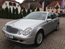 Mercedes E320  Elegance in Baumholder in Spangdahlem, Germany