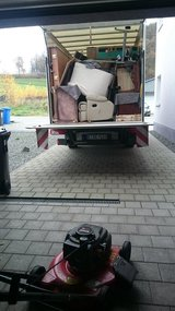 MOVERS & JUNK CRUSHERS/TRANSPORT/ BULKY DELIVERY in Mannheim, GE