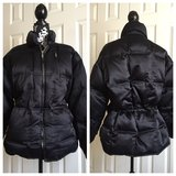 Womens LARGE Down Puffer Coat in Plainfield, Illinois