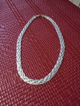 Silver Necklace in New Lenox, Illinois