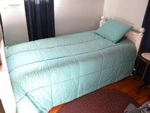 Turquoise Twin Comforter in Alamogordo, New Mexico