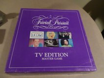 Trivial Pursuit - TV Edition Master Game in Batavia, Illinois