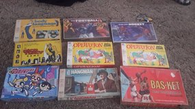 Vintage Board Games in Naperville, Illinois