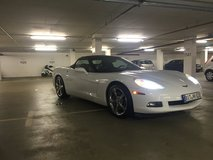 2006 Corvette Convertible 6-speed in Spangdahlem, Germany