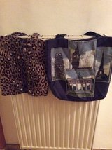 2 Tapestry bags -one new-one hardly used Souvenir from Europe in Ramstein, Germany