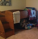 Kids bunk/trundle bed in Baytown, Texas