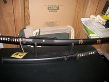 new samurai katana sword w/ stand in Valdosta, Georgia