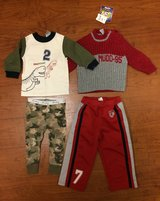 Baby Boys clothing lot 12-18 months in Fort Campbell, Kentucky