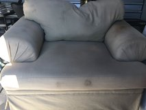White chair/couch in Kingwood, Texas