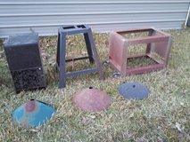 Various metal great for projects in Kingwood, Texas