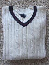 Cable Knit Sweater-Boys 10-12 in Oswego, Illinois