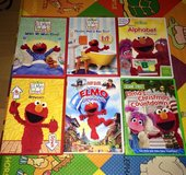 Elmo's DVD Collection in Los Angeles, California