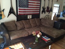 Sectional sofa and love seat need gone today in Camp Lejeune, North Carolina