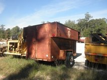 Tool Trailer in Conroe, Texas