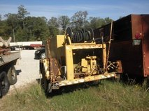 Spray Trailer in Conroe, Texas