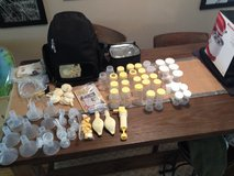Pump in style medela breast pump lot in Beaufort, South Carolina