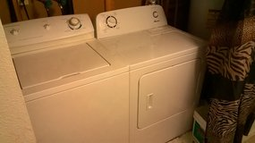Washer and Dryer set in Fort Carson, Colorado
