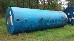 Fuel Tanks in The Woodlands, Texas
