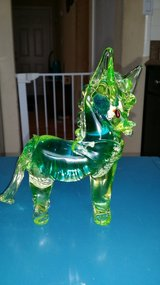 Murano Hand Blown Glass Donkey/Horse in Naperville, Illinois