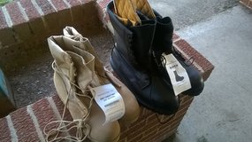 boots, brand new cold weather, hot weather in Lawton, Oklahoma