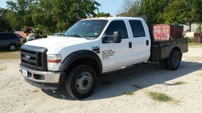 2010 Ford F450 AWD in Huntsville, Texas