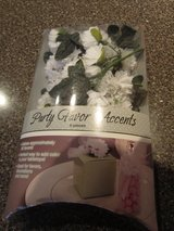 new party accent favors in Bartlett, Illinois