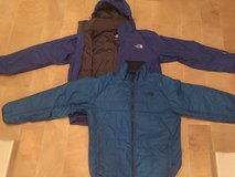 The North Face Rain Jacket and liner in Stuttgart, GE
