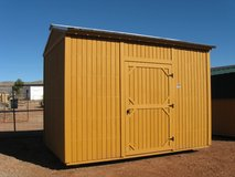 Graceland Econo 8x12 Barn in Alamogordo, New Mexico