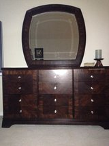 Dresser with mirror in Fairfax, Virginia
