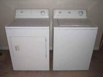 Washer and dryer set ((DELIVERY AVAILABLE)) in Fort Bliss, Texas