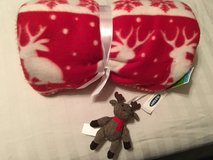 NWT Old Navy Christmas Blanket & Ornament in Beaufort, South Carolina