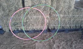 Hula Hoops in 29 Palms, California