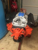 Small block mopar W 4WD space 727 transmission and transfer case in Fort Polk, Louisiana