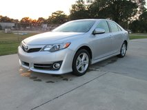 2013 TOYOTA CAMRY SE in Camp Lejeune, North Carolina