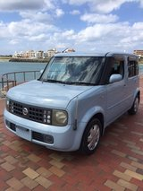 03' Nissan cube in Okinawa, Japan