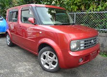 *SALE!* 2004 Nissan Cube 3 * *7 Seater w/ 3rd Row Option * Excellent Condition, Clean!* Brand Ne... in Okinawa, Japan