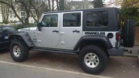 2007 Jeep Wrangler Unlimited X 4x4 3.8 L Engine in Wiesbaden, GE