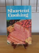 "Cookbook ""Shortcut Cooking"" 1969 in Sugar Grove, Illinois"
