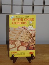 "Cookbook ""Pillsbury Best Butter Cookie Cookbook"" 1950's in Sandwich, Illinois"