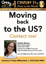 Moving back to the US? Contact me! in Ramstein, Germany